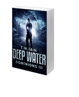 Deep Water (Dominions III) Book cover