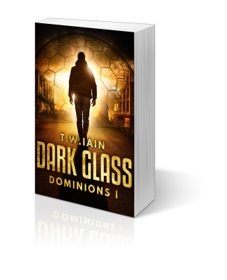 Dark Glass (Dominions 1) Book cover