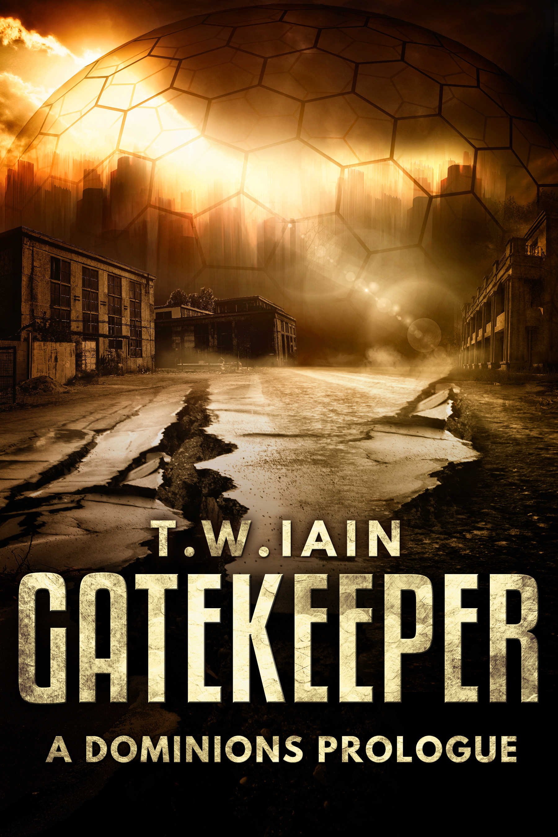Gatekeeper (A Dominions Prologue)