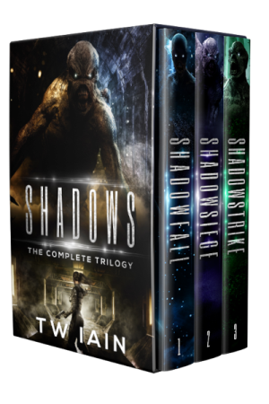 Shadows: The Complete Trilogy