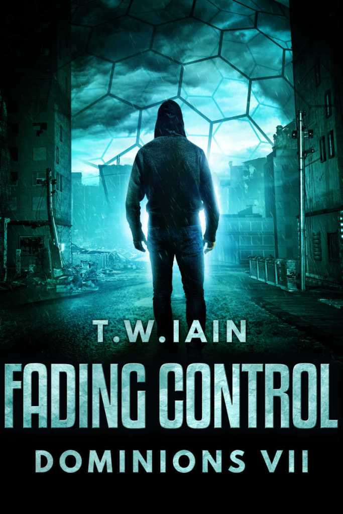 cover of Fading Control (Dominions VII)