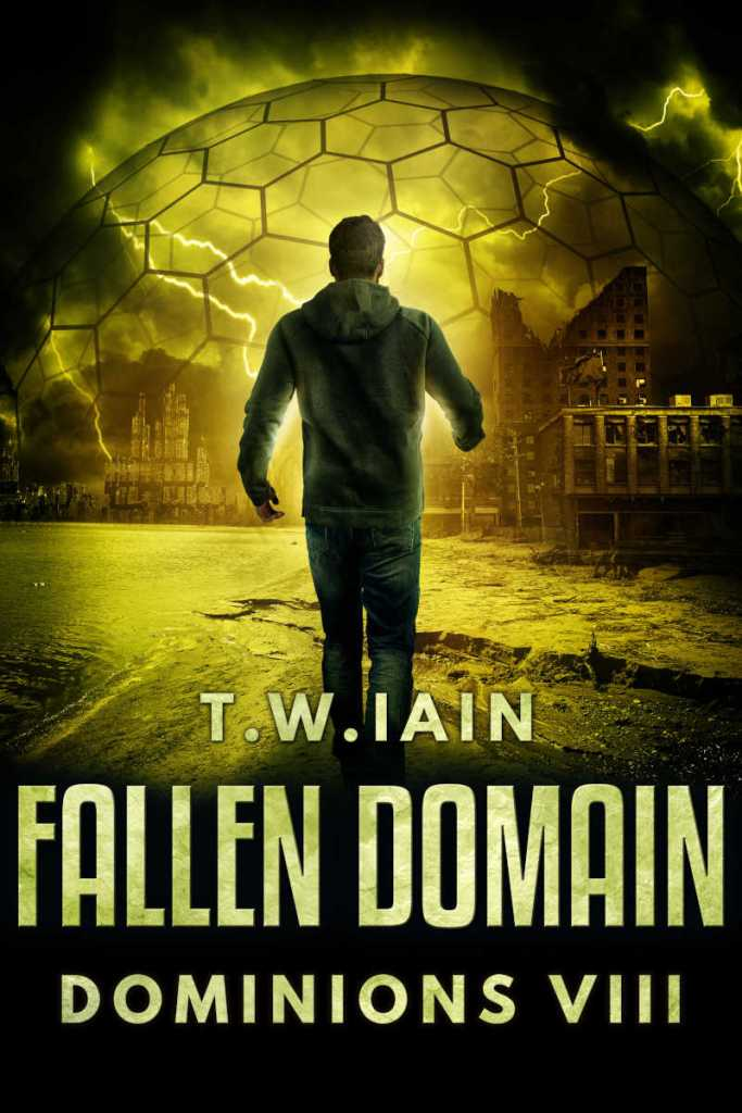 Cover of Fallen Domain (Dominions VIII)