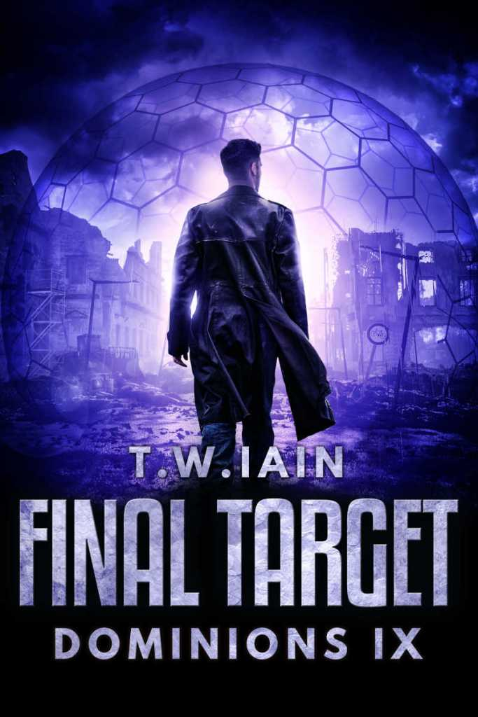 cover of Final Target (Dominions IX)