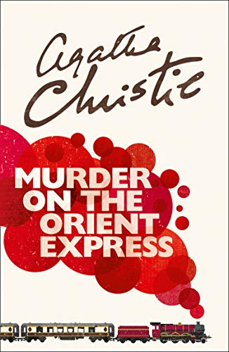 Cover of Agatha Christie's Murder On The Orient Express