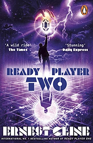 Cover of Ready Player Two by Ernest Cline